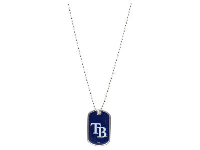 Tampa Bay Rays MLB Dog Tag
