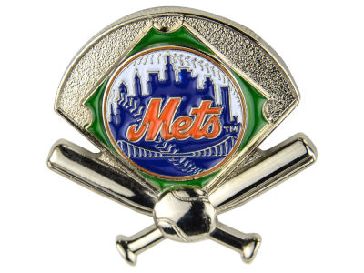 New York Mets Aminco Field Pin