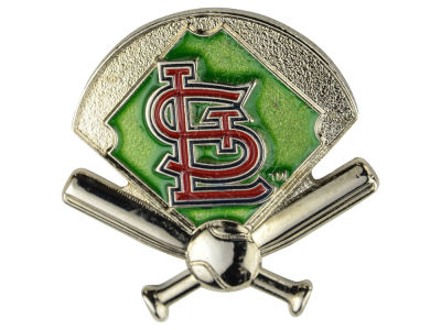 St. Louis Cardinals Field Pin