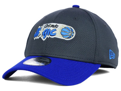 Orlando Magic New Era NBA HWC Graphite 39THIRTY Cap