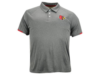 Louisville Cardinals NCAA Men's Clubhouse Polo Shirt