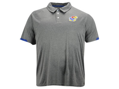Kansas Jayhawks NCAA Men's Clubhouse Polo Shirt