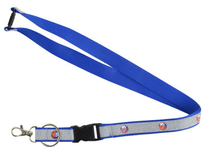 New York Islanders Sparkle Lanyard-Aminco