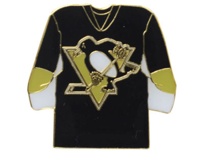 Pittsburgh Penguins Aminco Jersey Pin