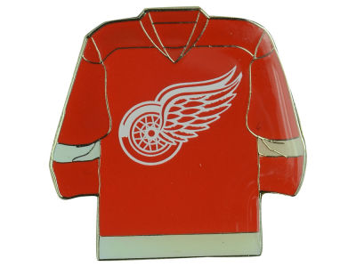 Detroit Red Wings Aminco Jersey Pin