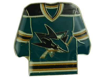 San Jose Sharks Aminco Jersey Pin