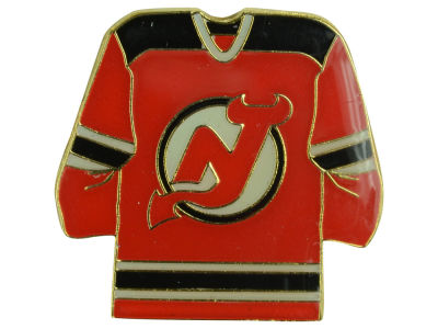 New Jersey Devils Aminco Jersey Pin