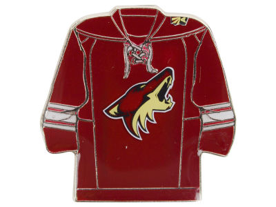 Phoenix Coyotes Aminco Jersey Pin