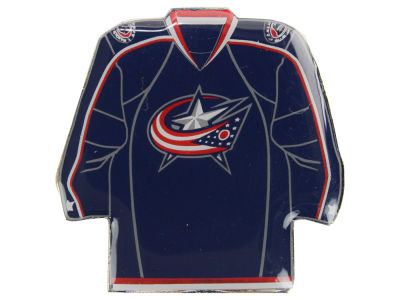 Columbus Blue Jackets Aminco Jersey Pin