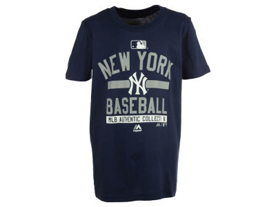 New York Yankees Outerstuff MLB Youth Team On Field Team Property T-Shirt