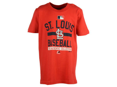 St. Louis Cardinals Outerstuff MLB Youth On-Field Team Property T-Shirt