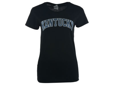 Kentucky Wildcats NCAA Women's Sparkle Arch T-Shirt