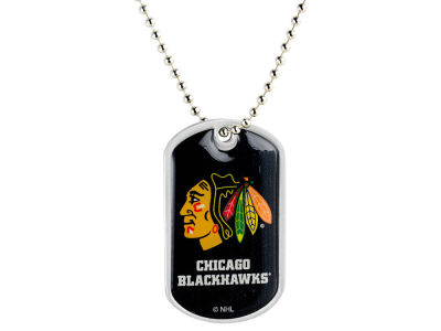 Chicago Blackhawks MLB Dog Tag