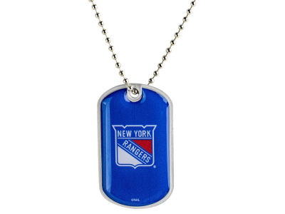 New York Rangers MLB Dog Tag