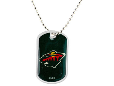 Minnesota Wild MLB Dog Tag
