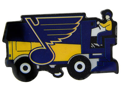 St. Louis Blues Zamboni Pin