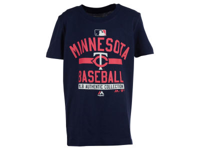 Minnesota Twins Outerstuff MLB Youth On-Field Team Property T-Shirt