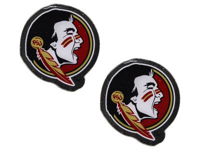 Florida State Seminoles Logo Post Earrings