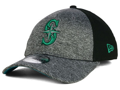 Seattle Mariners New Era MLB Tech Fuse 39THIRTY Cap