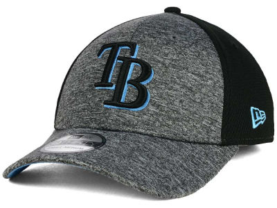 Tampa Bay Rays New Era MLB Tech Fuse 39THIRTY Cap