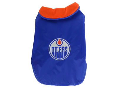 Edmonton Oilers NHL Dog Coat