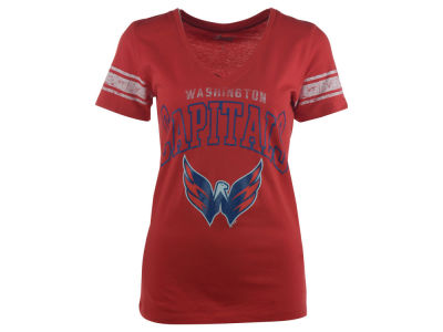 Washington Capitals GIII NHL Women's Playmaker T-Shirt
