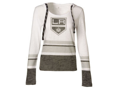 Los Angeles Kings NHL Women's Skate Lace Lucy T-Shirt