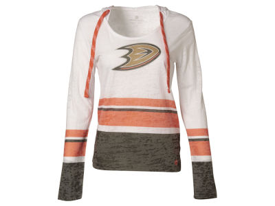 Anaheim Ducks NHL Women's Skate Lace Lucy T-Shirt