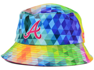 Atlanta Braves New Era MLB Kids Gem Bucket