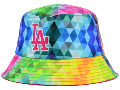 Los Angeles Dodgers New Era MLB Kids Gem Bucket