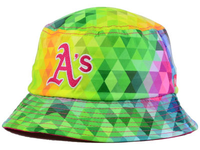Oakland Athletics New Era MLB Kids Gem Bucket