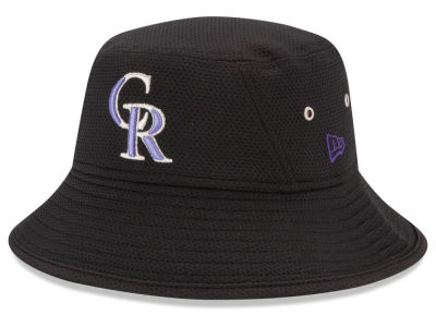 Colorado Rockies New Era MLB Team Redux Bucket