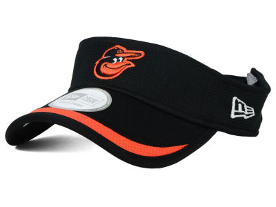 Baltimore Orioles New Era MLB Lined Visor
