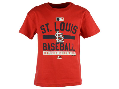 St. Louis Cardinals Outerstuff MLB Kids Team On-Field Team Property T-Shirt
