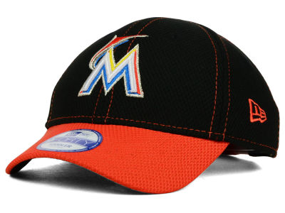 Miami Marlins New Era MLB Junior Fundamental Diamond Era 9FORTY Cap