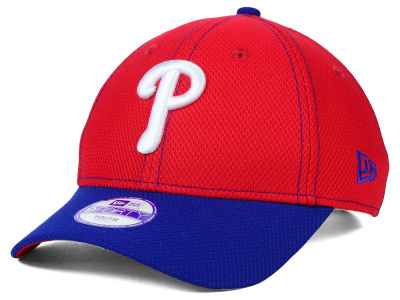 Philadelphia Phillies New Era MLB Junior Fundamental Diamond Era 9FORTY Cap