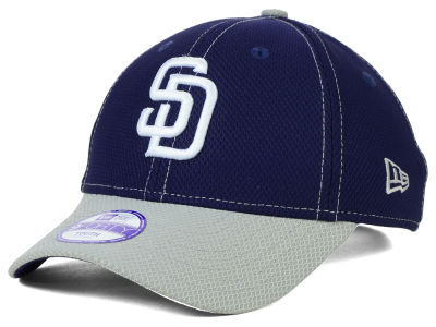 San Diego Padres New Era MLB Junior Fundamental Diamond Era 9FORTY Cap