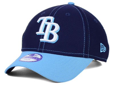 Tampa Bay Rays New Era MLB Junior Fundamental Diamond Era 9FORTY Cap