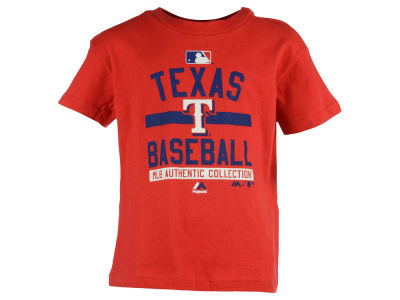 Texas Rangers Outerstuff MLB Kids Team On-Field Team Property T-Shirt
