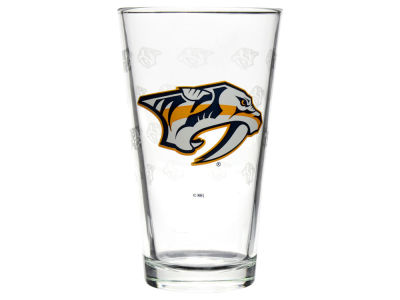 Nashville Predators Elite Pint Glass