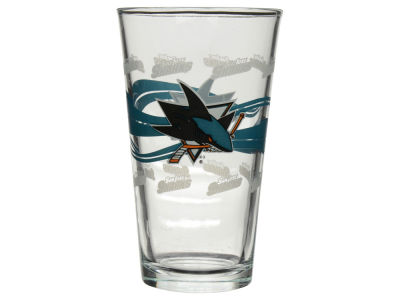 San Jose Sharks Elite Pint Glass