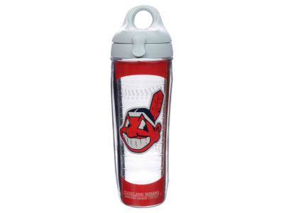 Cleveland Indians 25oz Tervis Wrap Water Bottle