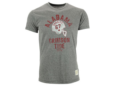 Alabama Crimson Tide Retro Brand NCAA Triblend Streaky T-Shirt