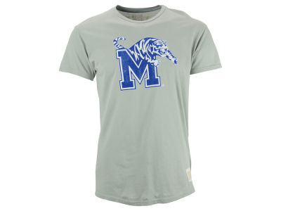 Memphis Tigers Retro Brand NCAA Vintage Super Soft T-Shirt