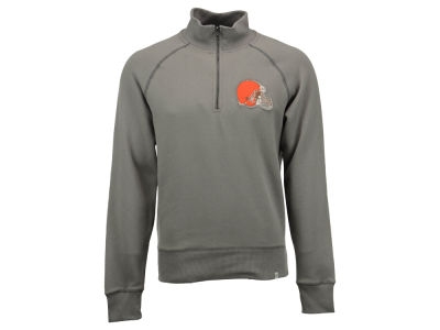 Cleveland Browns NFL Men's Cross Check 1/4 Zip Shirt