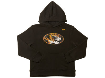 Missouri Tigers Nike NCAA Youth Team Logo Hoodie