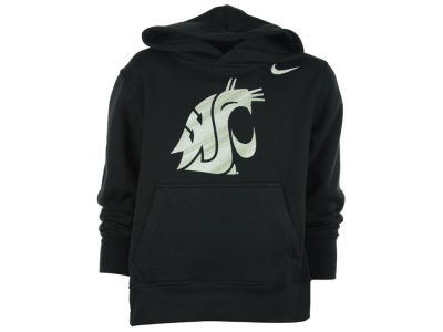 Washington State Cougars Nike NCAA Youth Team Logo Hoodie