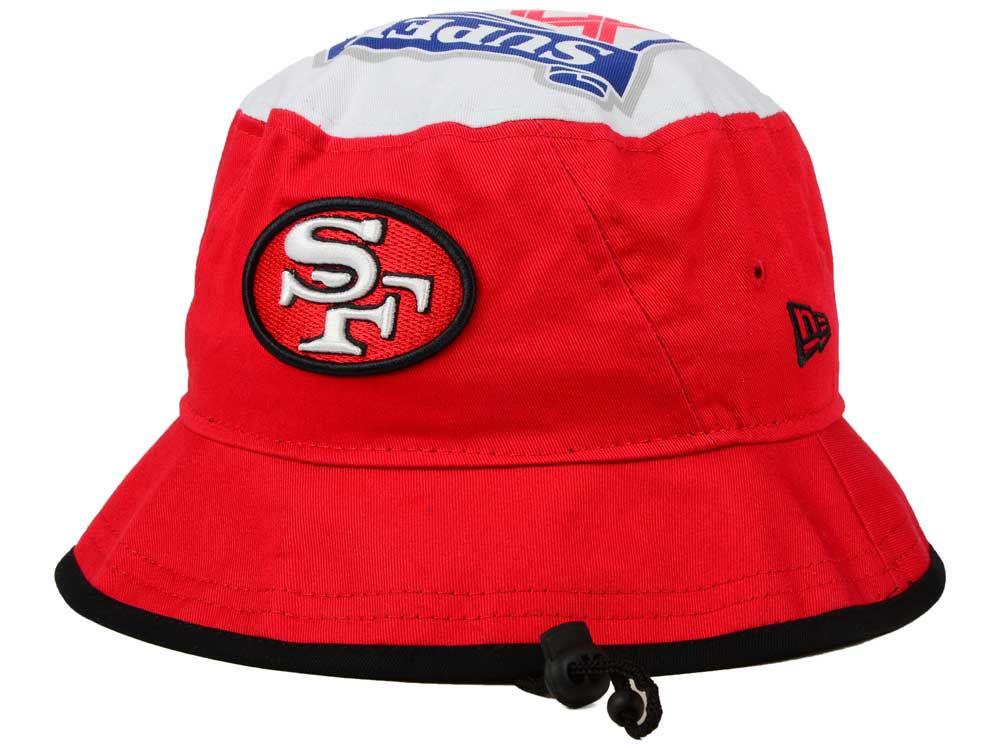 a178b3d9240 San Francisco 49ers New Era NFL Team Traveler Bucket