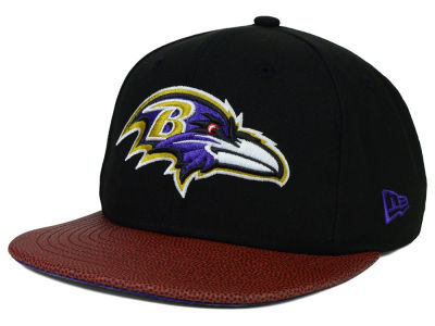 Baltimore Ravens Super Bowl XXXV New Era NFL Athlete Vize 9FIFTY Snapback Cap
