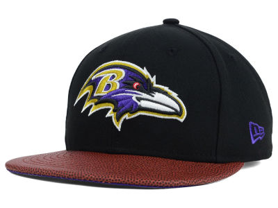 Baltimore Ravens Super Bowl XLVII New Era NFL Athlete Vize 9FIFTY Snapback Cap